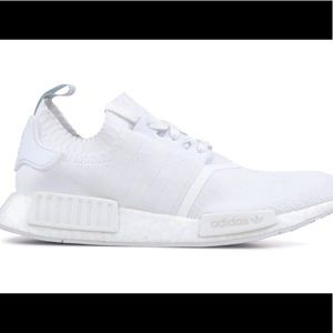 Adidas NMD R1 Cloud White Sz 8